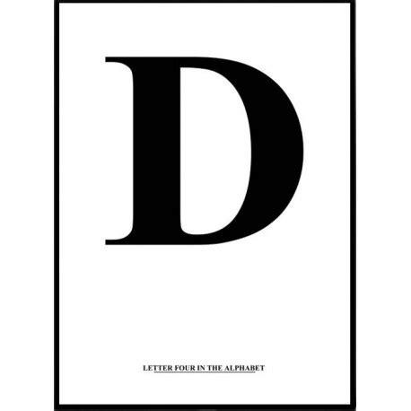 Bild Als Poster by Alfabet D Poster
