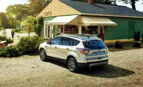 2019 Ford Escape Hybrid by 2019 Ford Escape Hybrid Specs Price Review Rating
