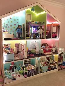Spielzeug Aufbewahrung Kinderzimmer : pin von nancy roach auf american girl pinterest spielzeug wohnen und basteln ~ Whattoseeinmadrid.com Haus und Dekorationen