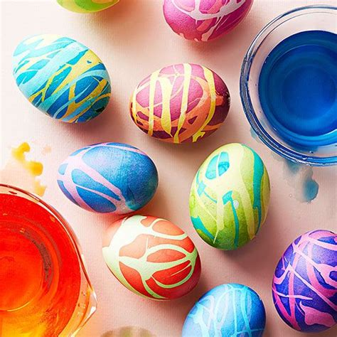 41 of the most creative ways to dye easter eggs easter