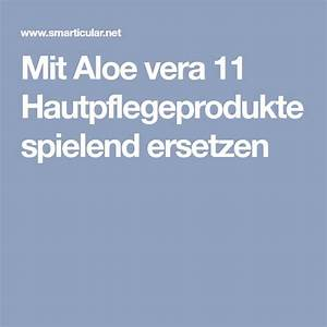 Ableger Aloe Vera : 34 besten aloe vera bilder auf pinterest aloe vera ~ Lizthompson.info Haus und Dekorationen