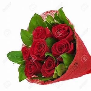 Bouquet De Fleurs : bouquet de fleurs rouge fp63 montrealeast ~ Teatrodelosmanantiales.com Idées de Décoration