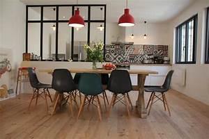 bar de separation cuisine salon 3 cuisine style atelier With separation cuisine style atelier