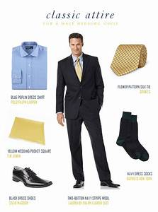 male wedding guest classic attire With how to dress for a wedding male guest