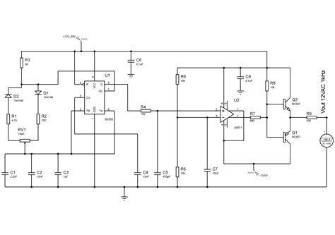 How Get Rid Voltage Drop This Timer Circuit