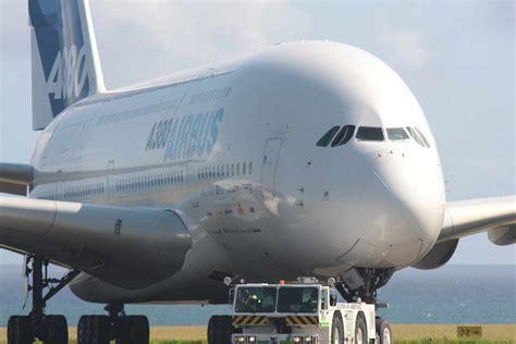 siege plus air a380 la seule limite du trafic est le prix du billet d avion