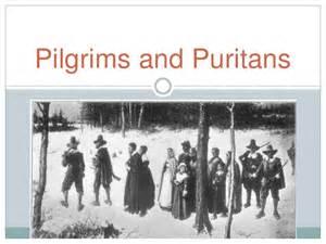 Puritans vs Pilgrims