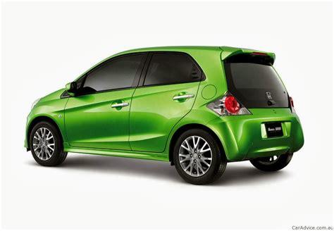Gambar Mobil Honda Brio by Harga Dan Spesifikasi Mobil Honda Brio Terbaru