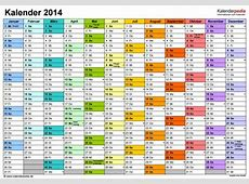 Kalender 2014 Download Freewarede