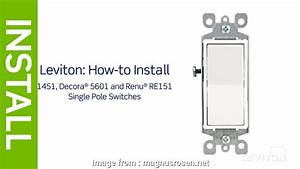 10 Popular Single Pole Switch Wire Diagram Collections