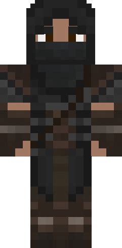 black assassin skin minecraft skins