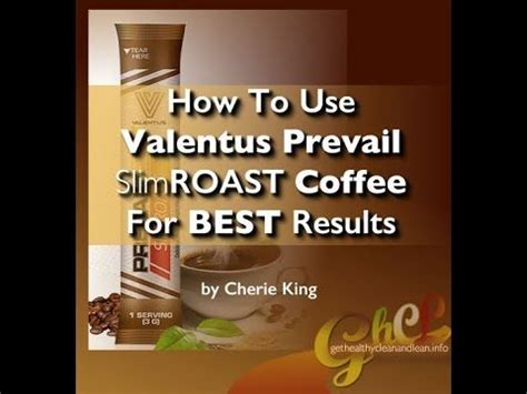 Valentus slimroast optimum coffee can offer you many choices to save money thanks to 18 active results. Valentus Slim Roast Coffee: How to Use It For Best Results - Get Healthy...Get Clean...Get Lean ...