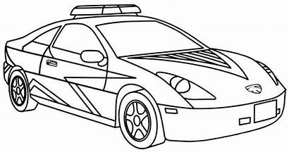 Coloring Pages Suv Police Printable Getcolorings