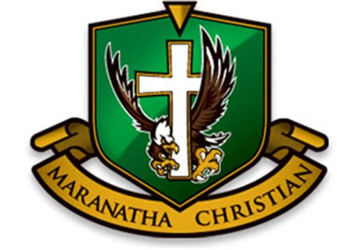 student athetic programs at maranatha christian academy of 679 | MCA ath logo1