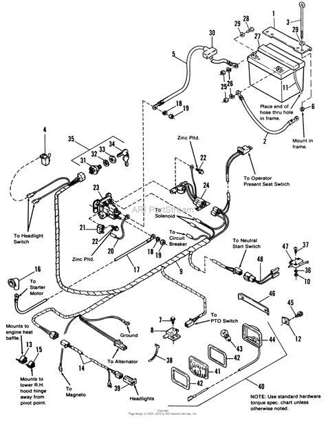 simplicity   hp bs hydro parts diagram