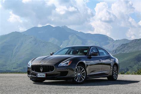 2017 Maserati Ghibli Overview