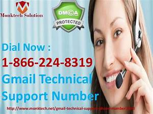 Facing Problems to Gmail Account Dial 1-866-224-8319 Gmail ...