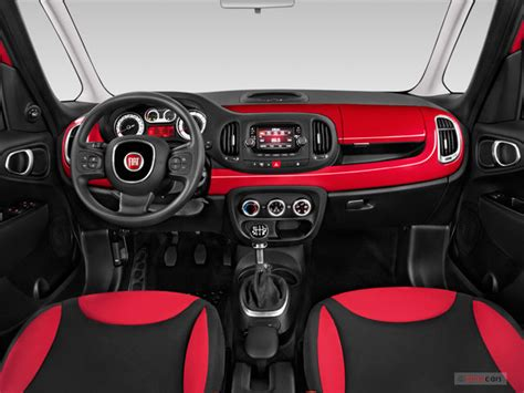 Fiat 500l Interior by 2016 Fiat 500l Prices Reviews And Pictures U S News