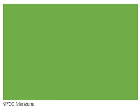 what color is verde la psicolog 237 a color el verde manzana pyma