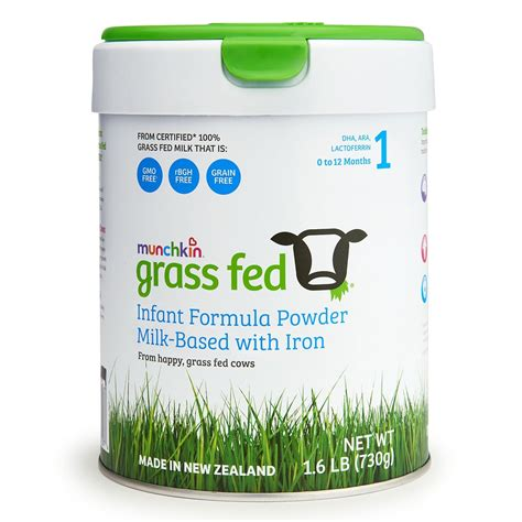 Grass Fed Baby Formula Made With 100 Grass Fed Milk