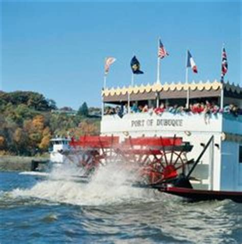 Mississippi River Boat Cruises Dubuque Ia by Two Day Riverfront Getaway In Dubuque Mississippi River