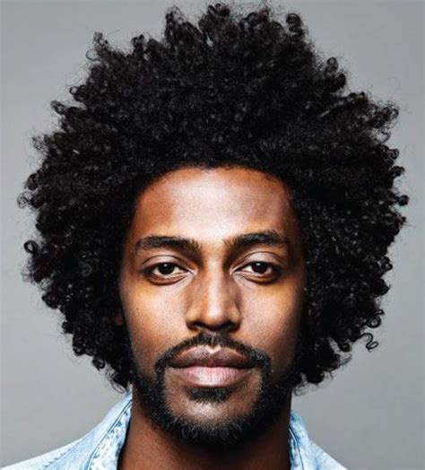 Pin Curly Hairstyles For Men