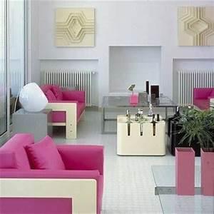 Salon Gris Et Rose : couleur pastel de la douceur dans votre d co architecture ~ Melissatoandfro.com Idées de Décoration