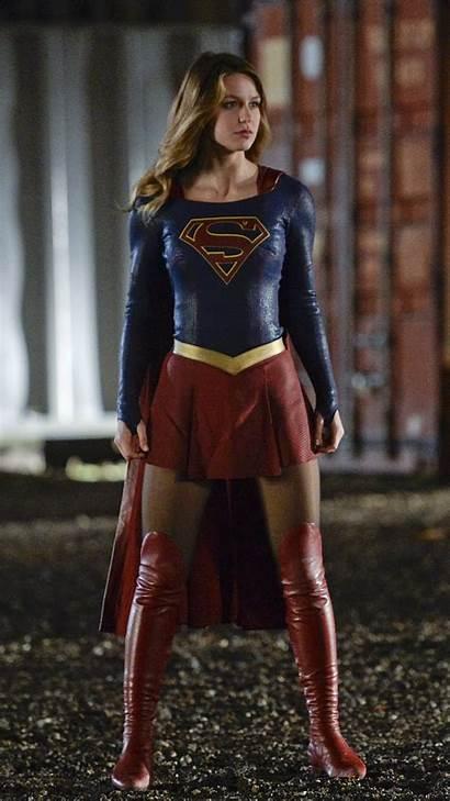 Supergirl Season Melissa Benoist 4k Tv Wallpapers