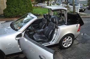 Sell Used 1998 Mercedes Benz R170 Slk 230 Kompressor Only