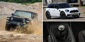 6 Best Manual Transmission Suvs Of 2019
