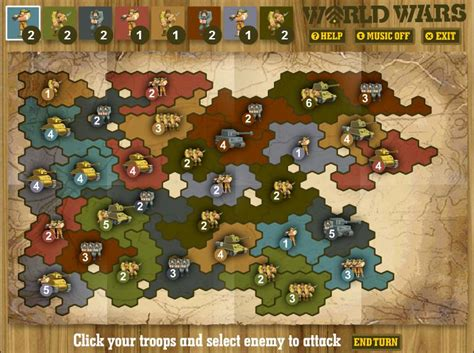 Play Free World Wars Online Games