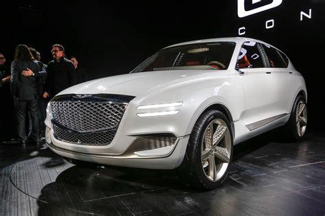 future  genesis involves suvs  sedans hybrid power