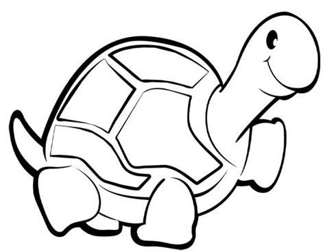 dibujos de tortugas  colorear  imprimir