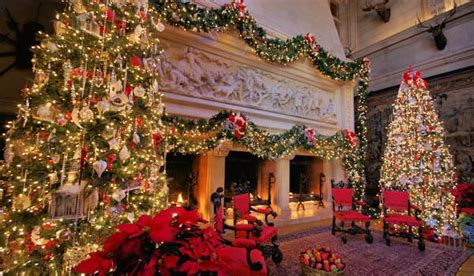 the biltmore estate christmas biltmore estate in asheville north carolina christmas