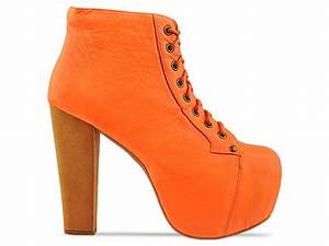 orange for your soles hot shoes