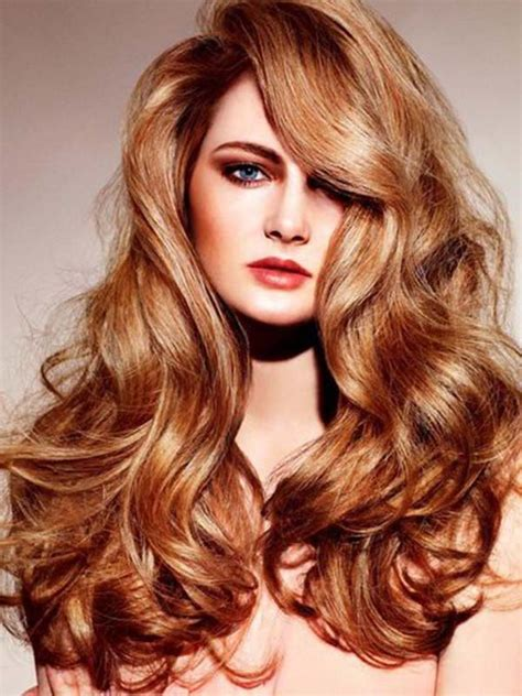 Light Hair Dye by Curly Light Copper Hairstyle Gorgeous Hairstyles Haircuts