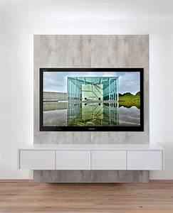 Tv An Wand Anbringen : die besten 25 tv wand ideen auf pinterest tv wand ideen wand tv com und tv wand pinterest ~ Markanthonyermac.com Haus und Dekorationen