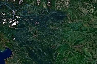 Ģeogrāfiskā karte - Slovēnija - 3,791 x 2,513 Pikselis - 8 ...