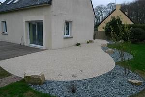 terrasse en gravier nidaplast stabilise newsindoco With terrasse en gravier stabilise