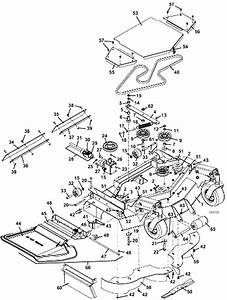 Woods L59 Belly Mower Belt Diagram