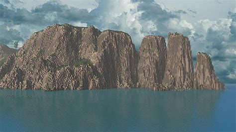 island  pyke minecraft project