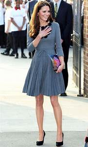 The Royal Wedding After One Year: Kate Middleton Fashion ...