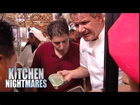 Kitchen Nightmares Rotten Lobster by You Don T Microwave A Salad Kitchen Nightmares