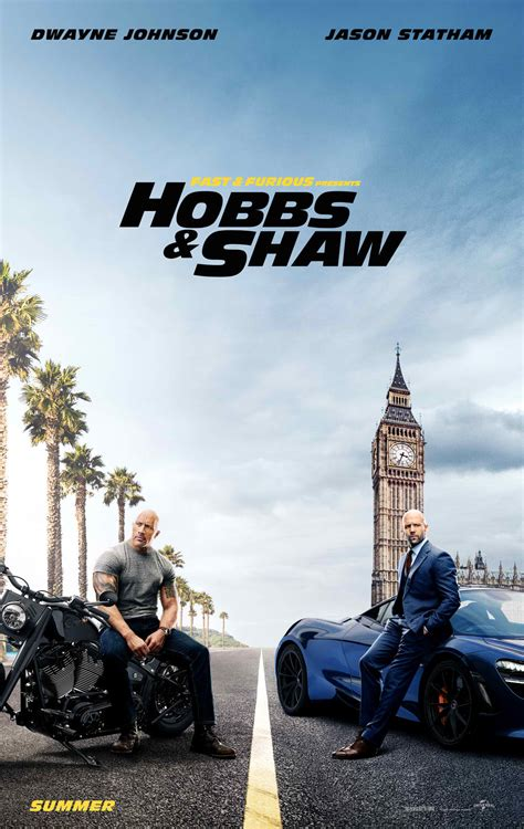 fast furious spinoff hobbs shaw unleashes trailer