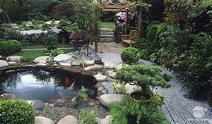 Jardin Avec Bassin : entretien du bassin calendrier jardinerie truffaut conseils traitements et entretien du ~ Melissatoandfro.com Idées de Décoration