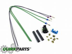 2005 Jeep Liberty Diesel Wiring Harness