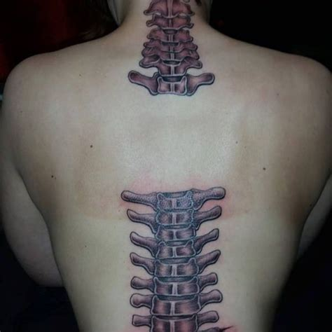 wonderfully crafted spine tattoos wild tattoo art