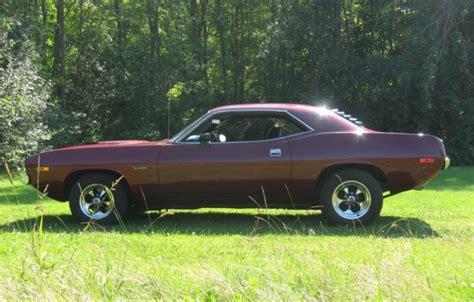 1974 Plymouth Barracuda Cuda