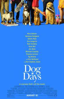 dog days  film wikipedia