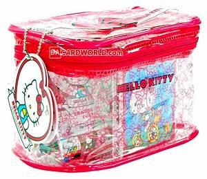 Hello Kitty Decke : hello kitty 40th anniversary carry all case 20 different items inside da card world ~ Sanjose-hotels-ca.com Haus und Dekorationen